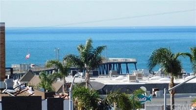 Pismo Beach, Arroyo Grande, Grover Beach, Oceano Condo/Townhouse For Sale: 691 Price Street #207