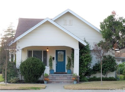 Orland Single Family Home For Sale: 1034 East Street