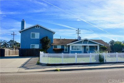 Orcutt Single Family Home For Sale: 3976 Orcutt Road