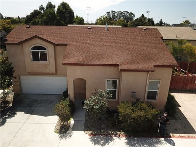 Arroyo Grande Single Family Home For Sale: 263 Spruce Street #C