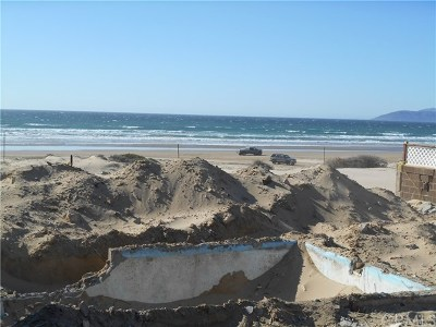 Pismo Beach, Arroyo Grande, Grover Beach, Oceano Residential Lots & Land For Sale: 1362 Strand Way