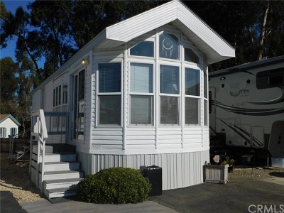 Grover Beach Mobile Home For Sale: 319 Hiway 1