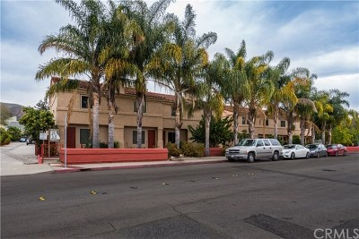 San Luis Obispo County Multi Family Home For Sale: 60 Casa Street
