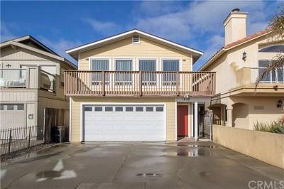 Oceano Single Family Home For Sale: 1630 Laguna