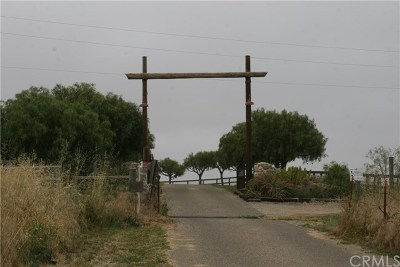 Santa Maria Residential Lots & Land For Sale: Olivera Canyon Road