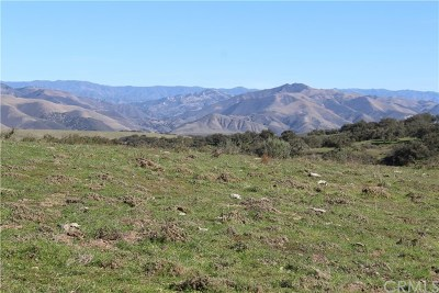 Santa Maria Residential Lots & Land For Sale: Long Canyon Lot A & Lot C