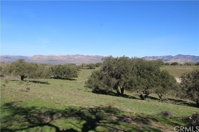 Santa Maria Residential Lots & Land For Sale: Long Canyon Lot B & Lot C