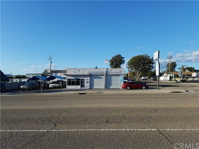 San Luis Obispo County Commercial For Sale: 583 W Grand Avenue