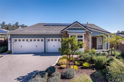 San Luis Obispo County Single Family Home For Sale: 1019 Gabriel Court