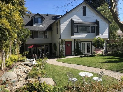 San Luis Obispo County Multi Family Home For Sale: 210 Oak St.