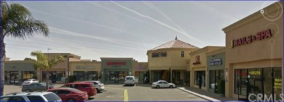 San Luis Obispo County Commercial Lease For Lease: 1800 E Grand Avenue #A