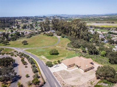 Pismo Beach, Arroyo Grande, Grover Beach, Oceano Single Family Home For Sale: 1688 Quiet Oaks Drive