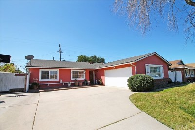 Santa Maria Single Family Home For Sale: 510 W Williams Street