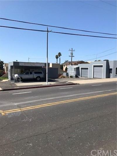 San Luis Obispo County Commercial Lease For Lease: 1717 Shell Beach Road