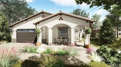 Orcutt Single Family Home For Sale: 1037 Shultz Lane #Lot 22