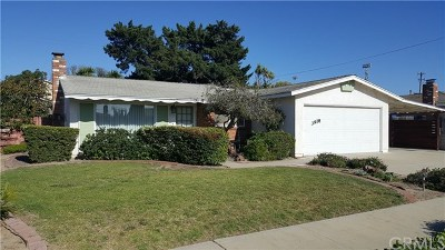 Orcutt Single Family Home For Sale: 3918 Berrywood Drive