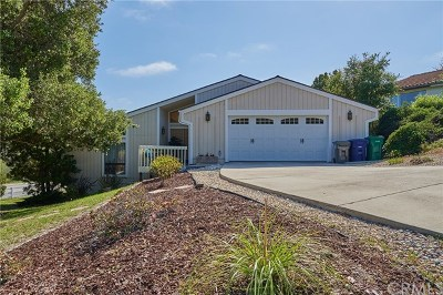 Arroyo Grande Single Family Home For Sale: 101 Equestrian Way
