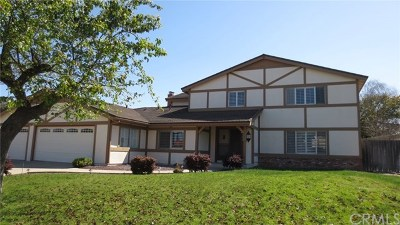 Orcutt Single Family Home For Sale: 4522 Edenbury Drive