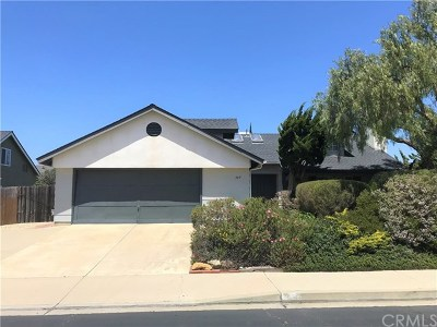 Orcutt Single Family Home For Sale: 349 Wilson Drive
