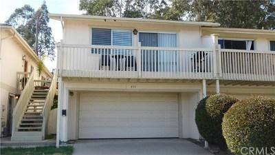 Pismo Beach, Avila Beach Single Family Home For Sale: 457 Stimson Avenue