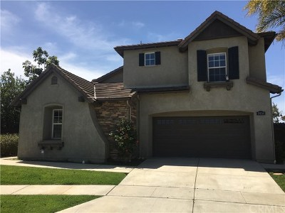 Santa Maria Single Family Home For Sale: 2631 Logan Drive