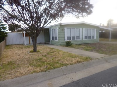 Nipomo Manufactured Home For Sale: 227 Crosby Way