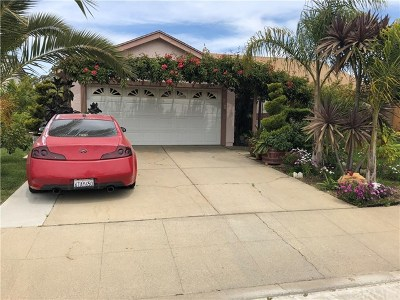 Santa Maria Single Family Home For Sale: 739 E McElhany Avenue