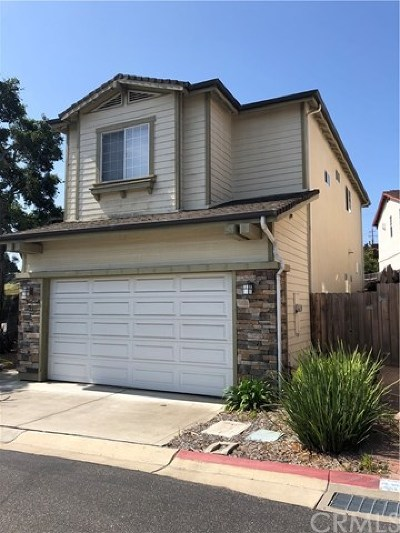 Arroyo Grande Single Family Home For Sale: 1191 Stonecrest Drive