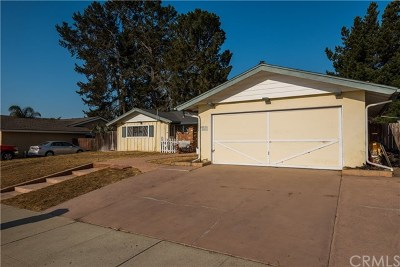 Orcutt Single Family Home For Sale: 4607 S Bradley Road