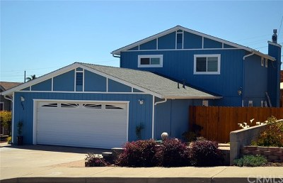 Grover Beach Single Family Home For Sale: 351 N 9th Street