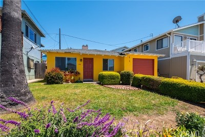 Morro Bay Single Family Home For Sale: 2416 Greenwood Avenue