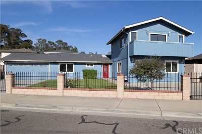 Oceano Single Family Home For Sale: 1955 Henderson Lane