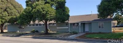 Lompoc Single Family Home For Sale: 504 E Maple Avenue