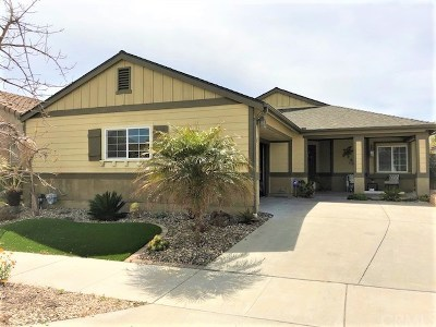 Arroyo Grande Single Family Home For Sale: 472 Bakeman Lane
