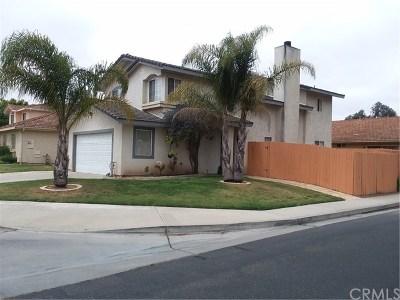 Santa Maria CA Single Family Home For Sale: $395,000