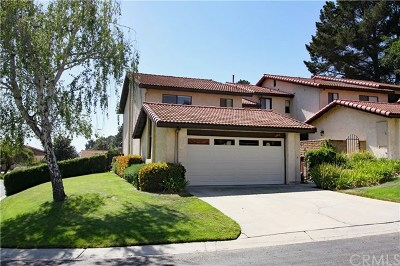 Santa Maria CA Single Family Home For Sale: $359,000