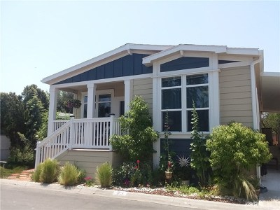 Atascadero Mobile Home For Sale: 10025 El Camino Real
