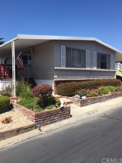 San Luis Obispo County Mobile Home For Sale: 370 Sunrise Terrace