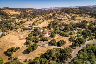 Arroyo Grande Single Family Home For Sale: 865 Noyes Road