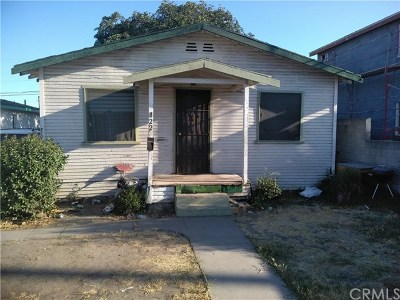 Lake Los Angeles Single Family Home For Sale: 822 East 104th Street