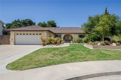 Orcutt Single Family Home For Sale: 915 Quail Ridge Drive