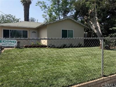 Riverside Single Family Home For Sale: 7564 Fern Street