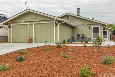 Los Osos Multi Family Home For Sale: 1276 4th Street