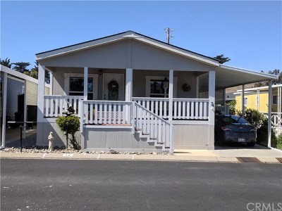 San Luis Obispo Mobile Home For Sale: 3395 S Higuera Street S