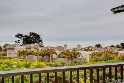 Pismo Beach Condo/Townhouse For Sale: 2251 Shell Beach Road #20