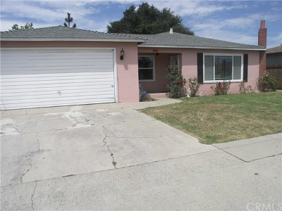 Arroyo Grande Single Family Home For Sale: 1146 Sunset Drive