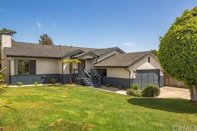 Pismo Beach Single Family Home For Sale: 113 Erna Way