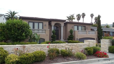 Pismo Beach Single Family Home For Sale: 334 Indio Drive