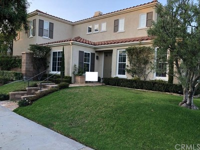 Irvine Single Family Home For Sale: 21 Hollinwood