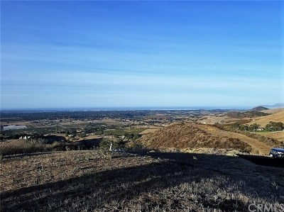 San Luis Obispo County Residential Lots & Land For Sale: 1005 Ridgecrest Place